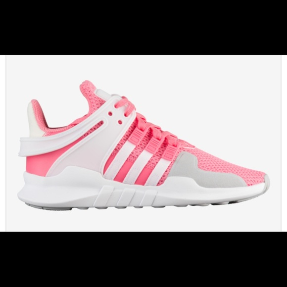 newest 80871 36416 New adidas eqt support adv j girls size 4.5